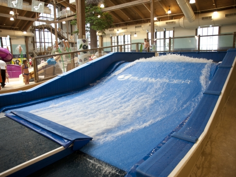 Soaring Eagle Waterpark And Hotel Hideaway Rv Park